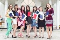 вручение дипломов 2014